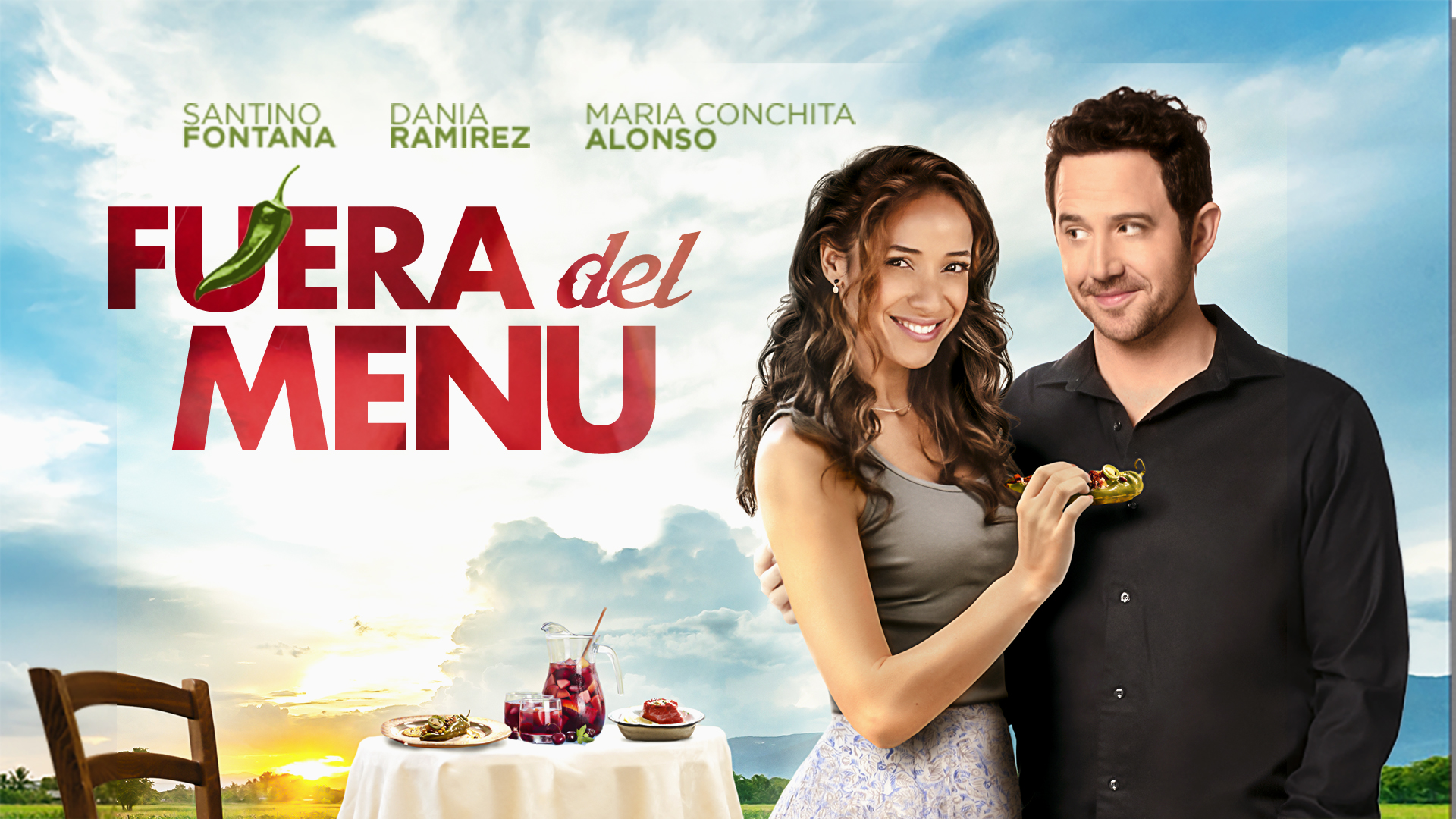 Fuera del Menu (Spanish Off the Menu)