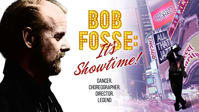 Image result for dvd bob fosse its showtime 2019