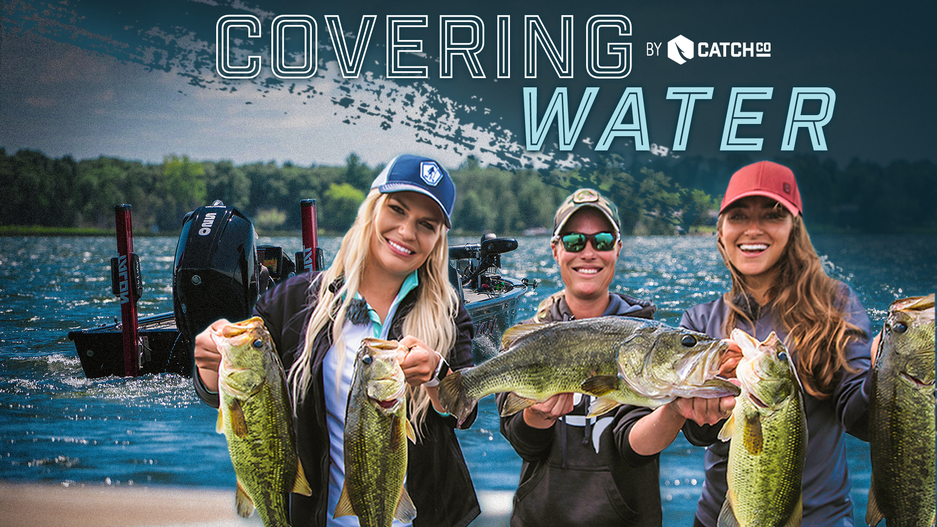 Covering Water by Catch Co.