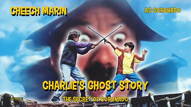 Charlie's Ghost Story