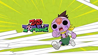 Zo Zo Zombie: Mini-Series