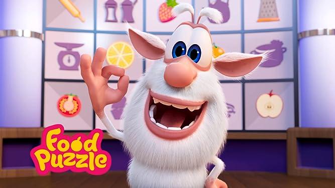 Booba: Food Puzzle