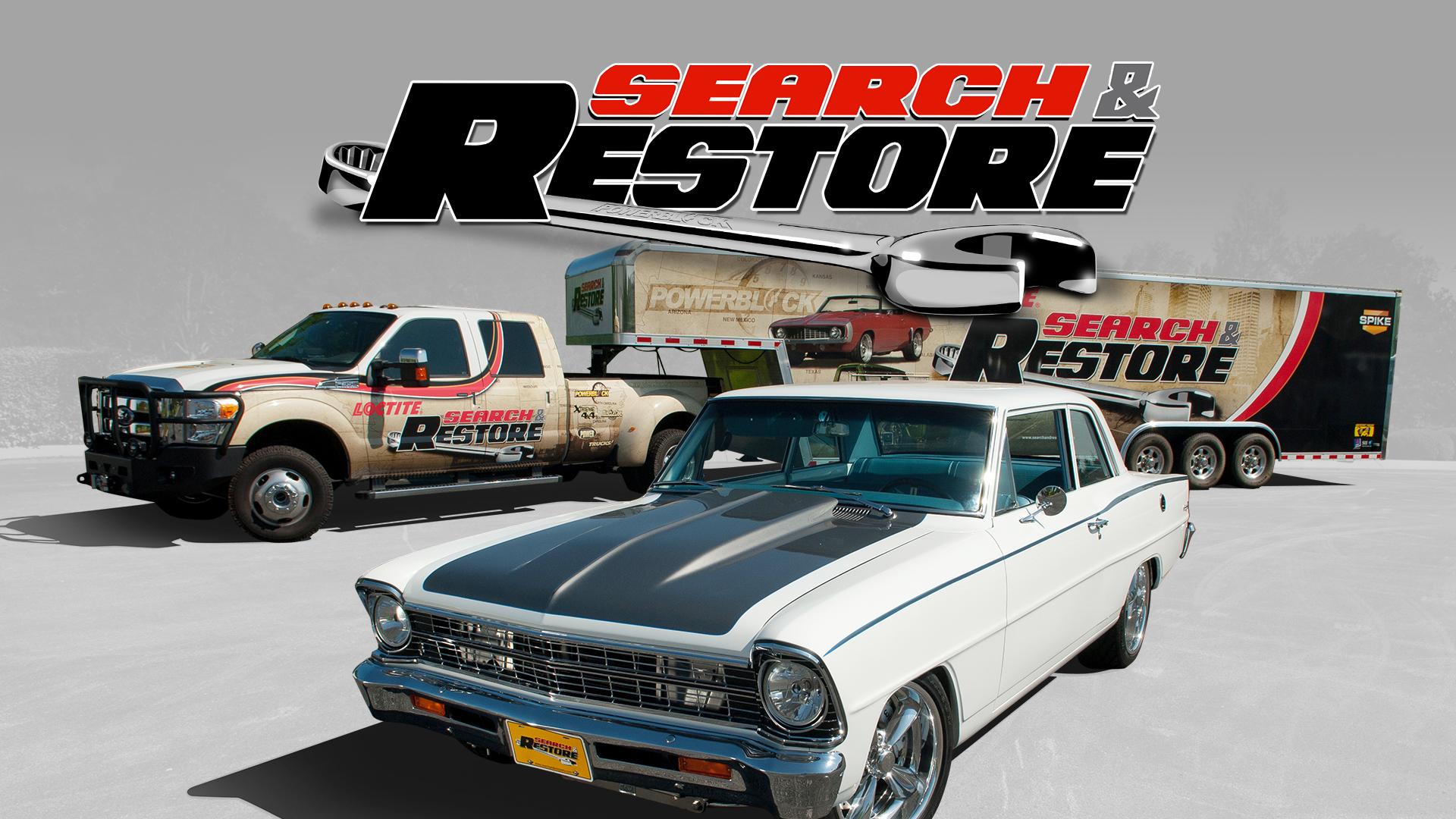 Search & Restore