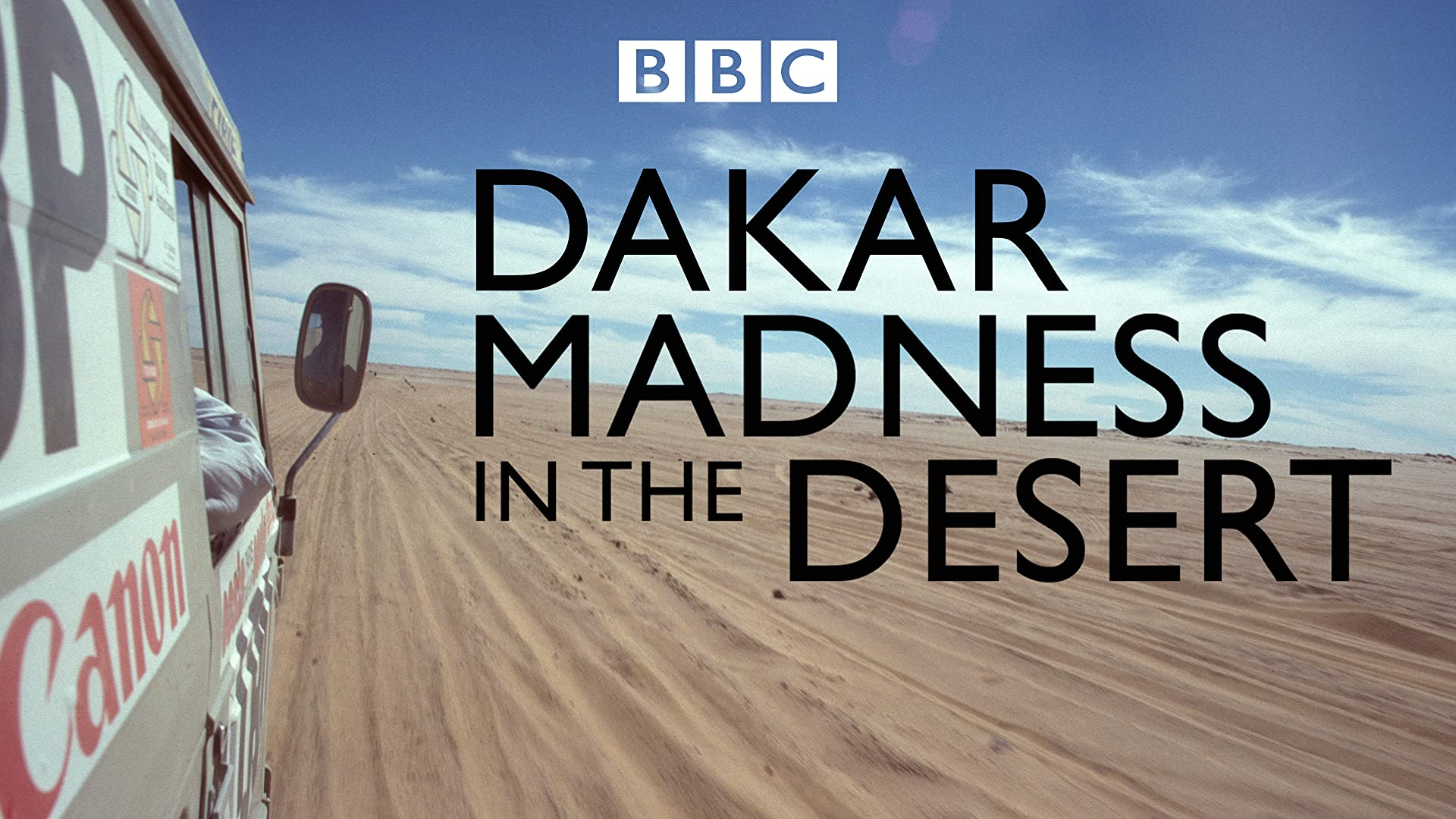 Dakar - Madness in the Desert