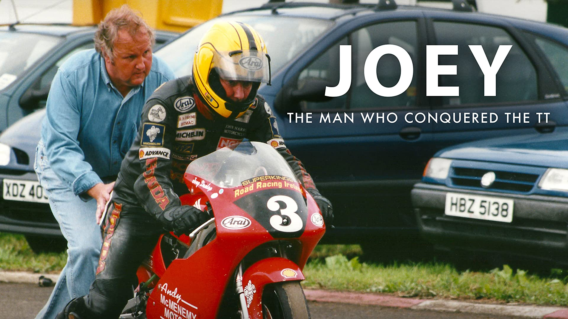 Joey - The Man Who Conquered the TT