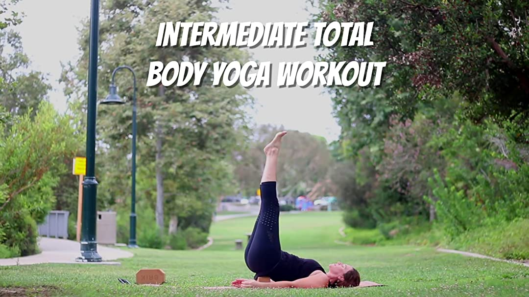 Amazon.com: Watch Intermediate Total Body Yoga Workout ...
