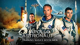Apollo Astronauts: Training NASA's Moon Men
