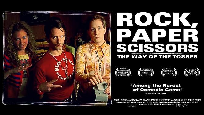 Rock Paper Scissors: The Way of the Tosser