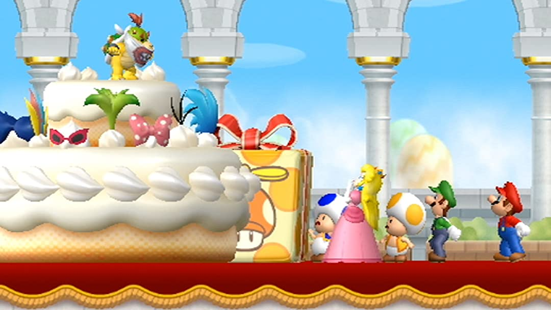 Amazon Com Watch New Super Mario Bros Wii Multiplayer