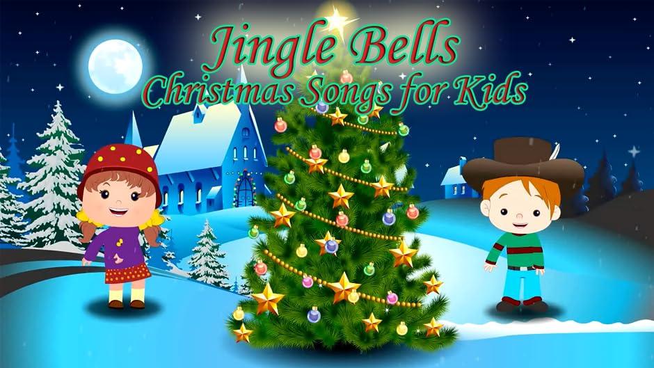 Amazon.com: Jingle Bells- Christmas Songs for Kids: Christmas Songs ...