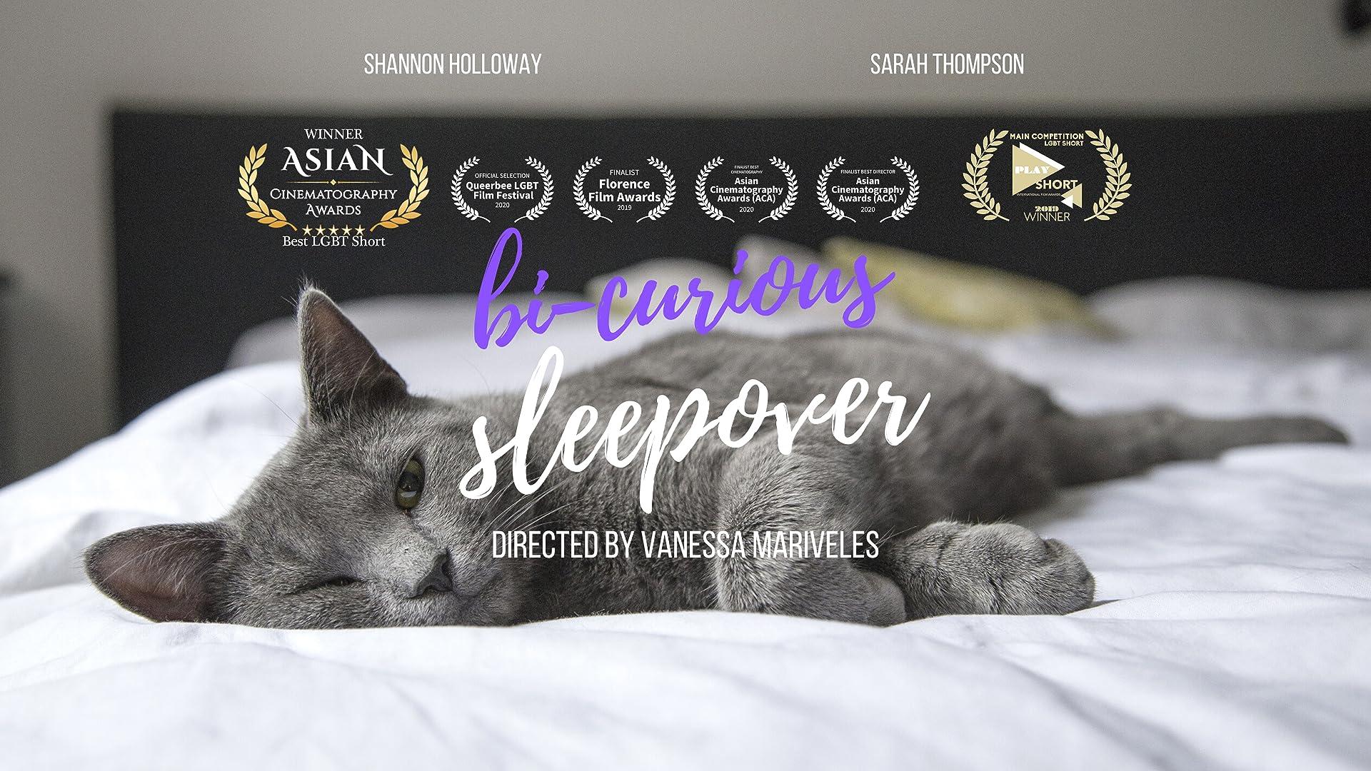 Bi-curious Sleepover