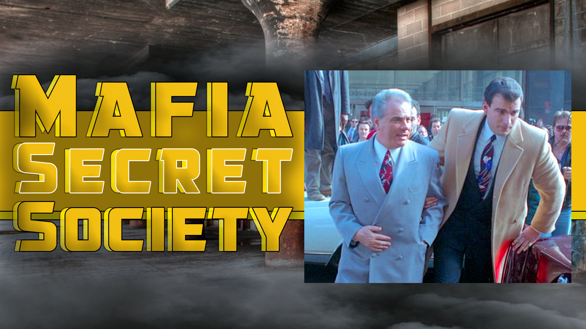 Mafia - Secret Society