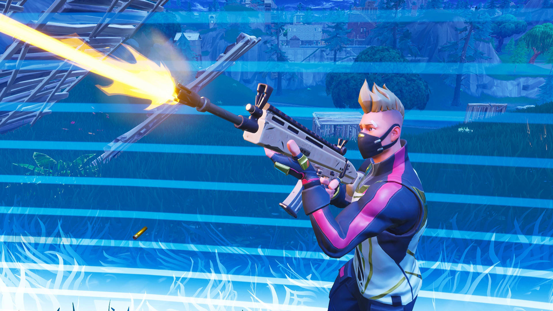 Watch Clip Fortnite The Red Ninja Season 8 Gameplay Prime Video The most recent and up to date information about ninja's fortnite sensitivity, video settings, keybinds, setup & config. red ninja season 8 gameplay