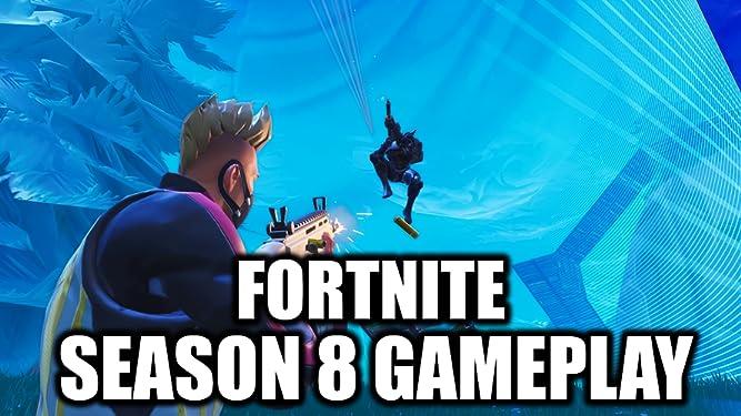 Watch Clip: Fortnite Season 8 Gameplay   Prime Video