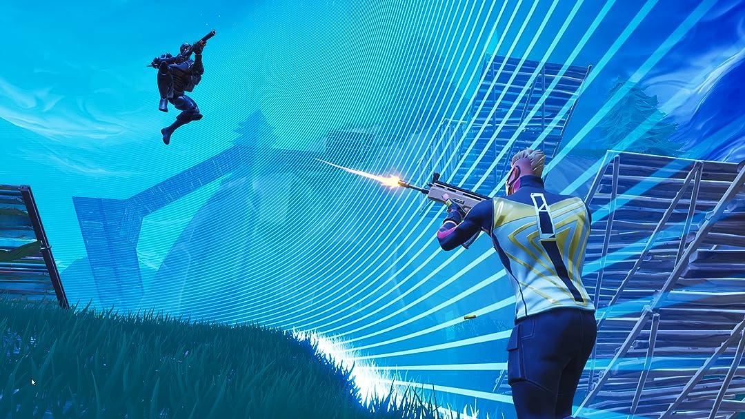 Amazon.com: Clip: Fortnite Season 7 Gameplay: Robby