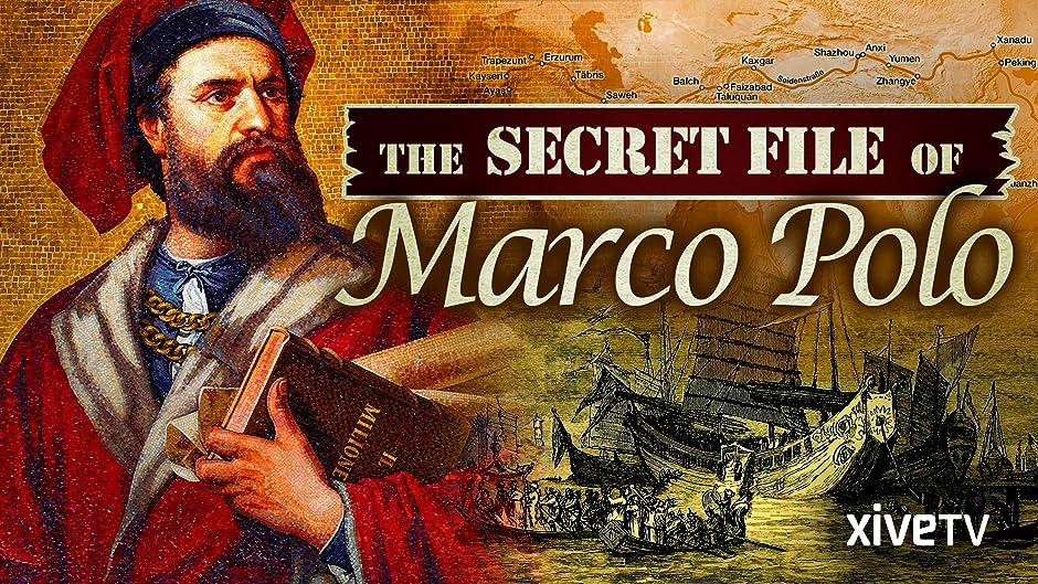Amazon.com: The Secret File of Marco Polo: Ben Braun, Gabriele ...