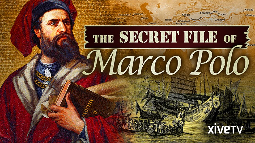 new product 2c645 3defe Watch The Secret File of Marco Polo | Prime Video