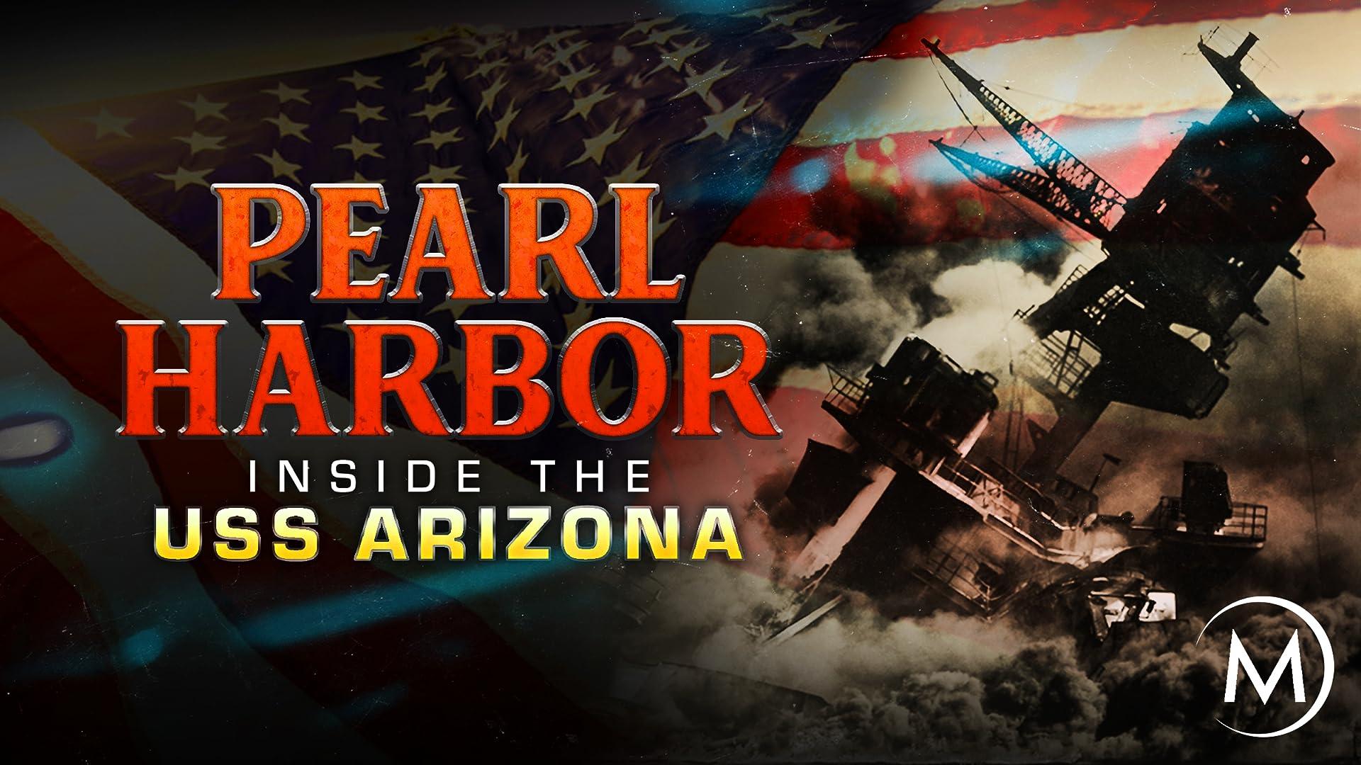 Pearl Harbor: Inside the USS Arizona