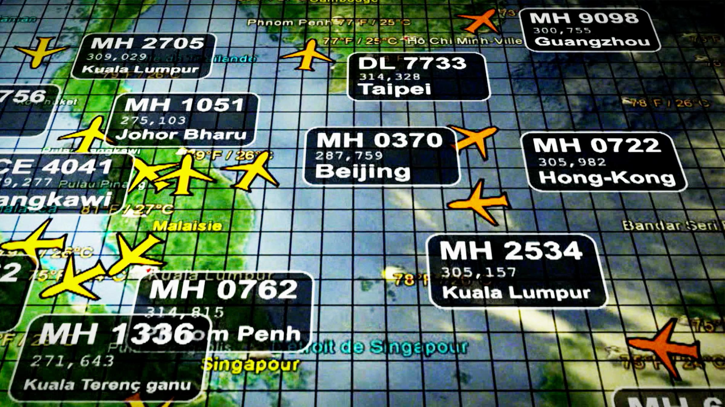 Amazon.com: The Enigma of Flight MH370: Luc David: Amazon ...