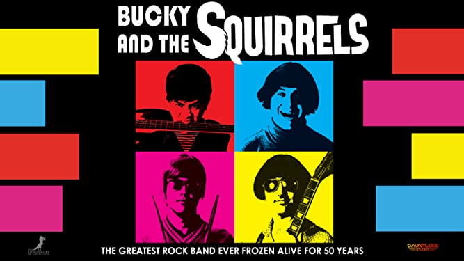 Bucky and The Squirrels