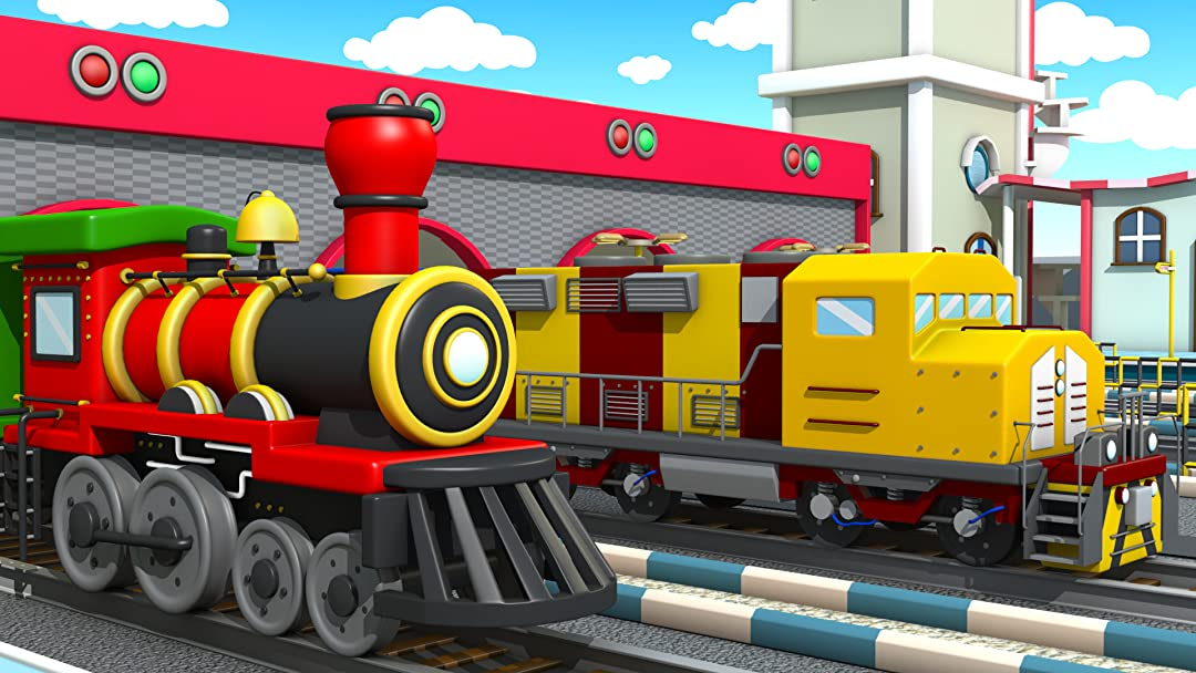 Choochoo Train for Toddlers Free on the App Store
