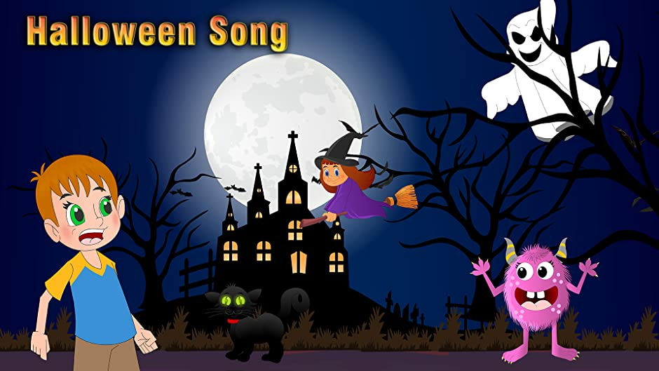Amazon.com: Halloween Song - What's In Sight On Halloween Night ...
