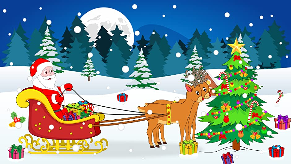 amazoncom christmas music for kids christmas music for kids christmas songs amazon digital services llc - Amazon Christmas Music