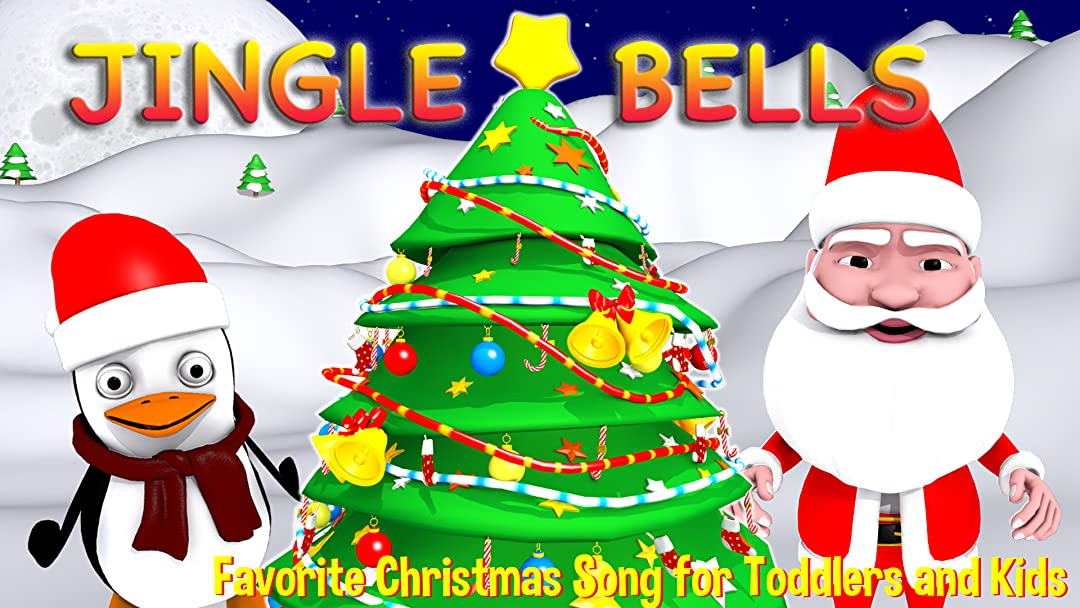 Watch Jingle Bells - Favorite Christmas Song for Toddlers ...