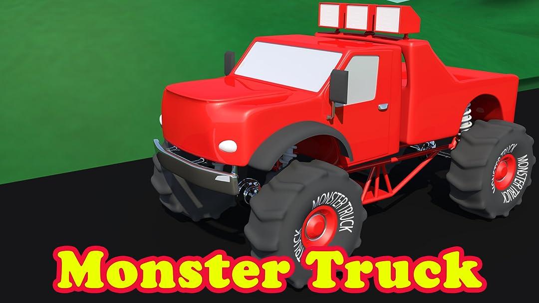 Build A Truck >> Watch Monster Truck Build A Truck Video Prime Video