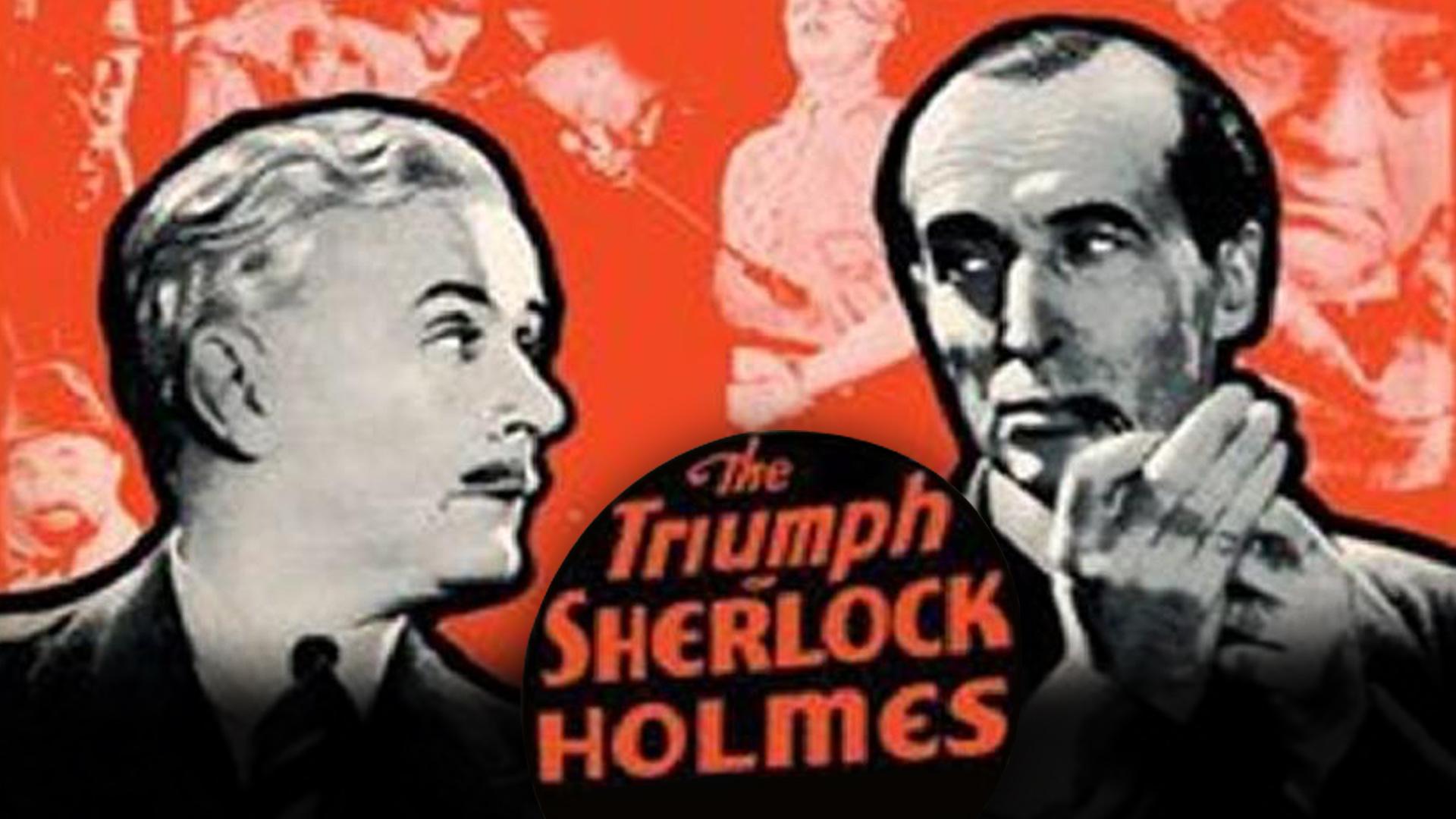 Triumph of Sherlock Holmes (1935)