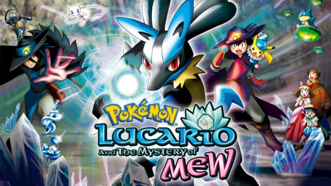 Amazon Com Watch Pokemon Lucario And The Mystery Of Mew Prime