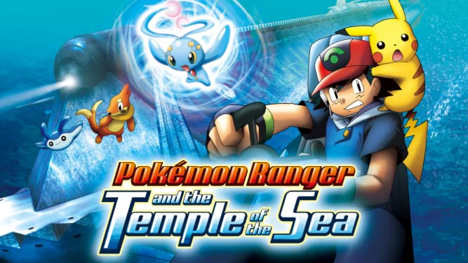 Amazon Com Watch Pokemon Ranger And The Temple Of The Sea Prime
