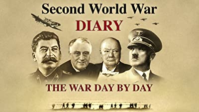 Second  War Diary - The War Day by Day