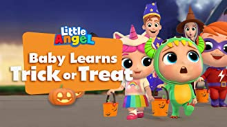 Baby Learns Trick or Treat - Little Angel