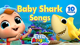 Baby Shark songs - Little Angel