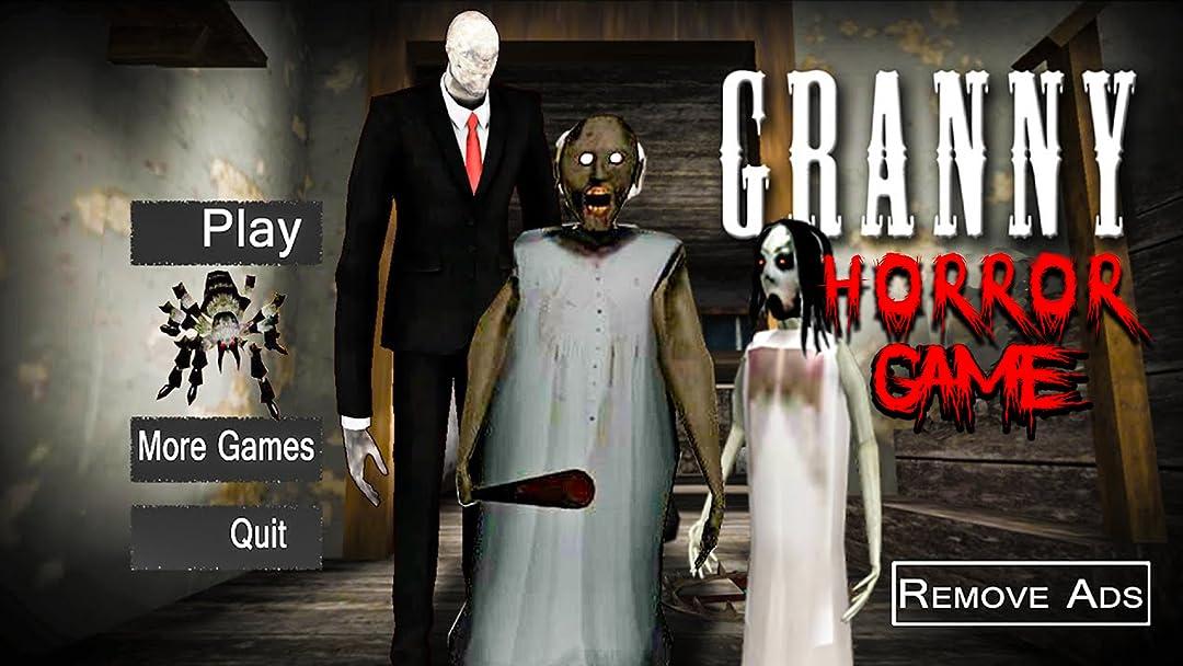 Amazon.com: Watch Clip: Granny Horror Game | Prime Video