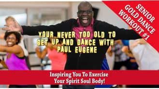 Senor Gold Dance Workout # 1