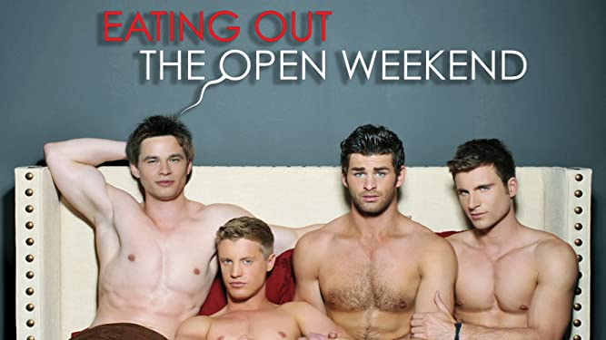 Eating Out The Open Weekend Chris Salvatore Daniel Skelton Aaron Milo Harmony Santana