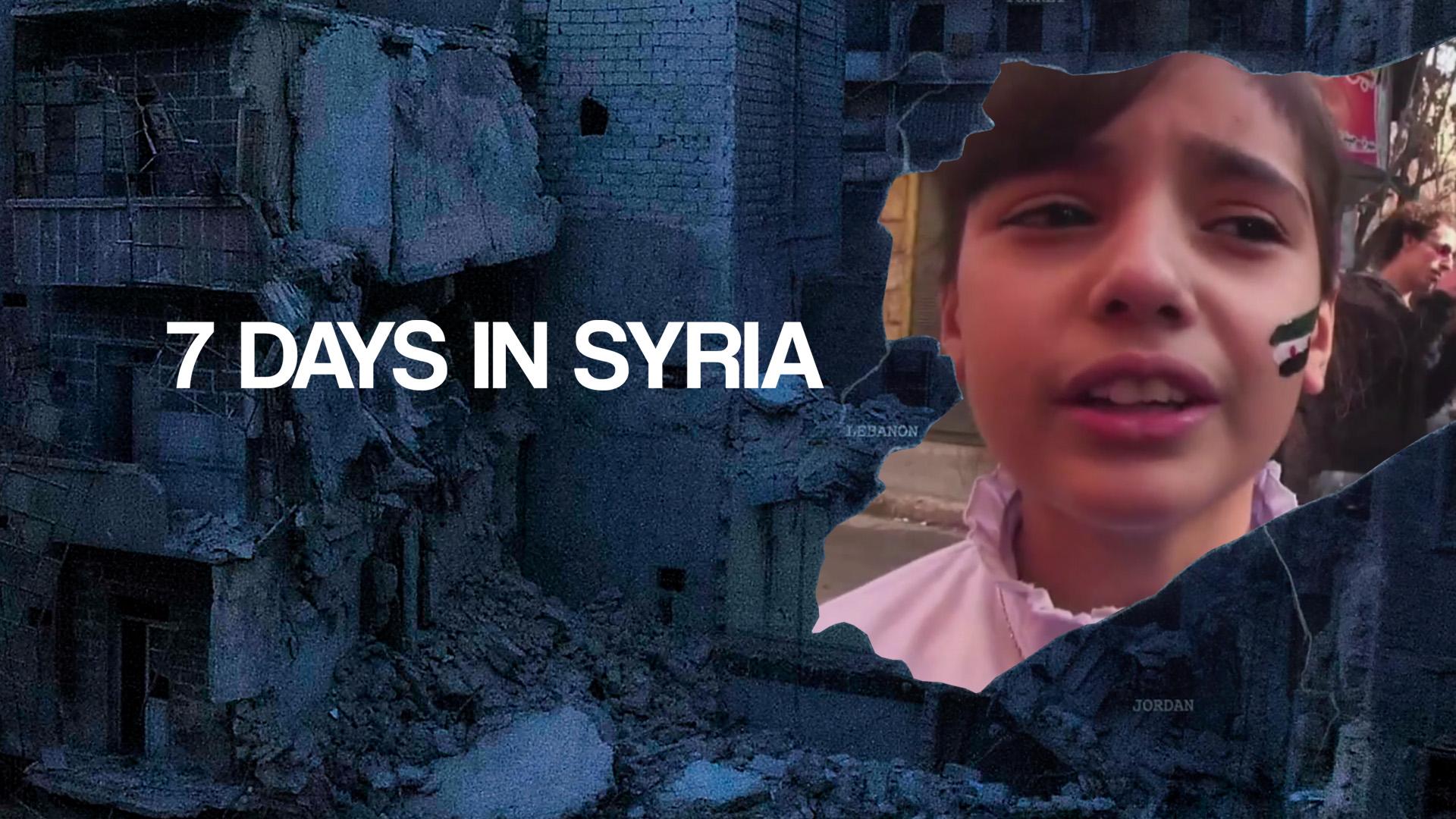 7 Days in Syria