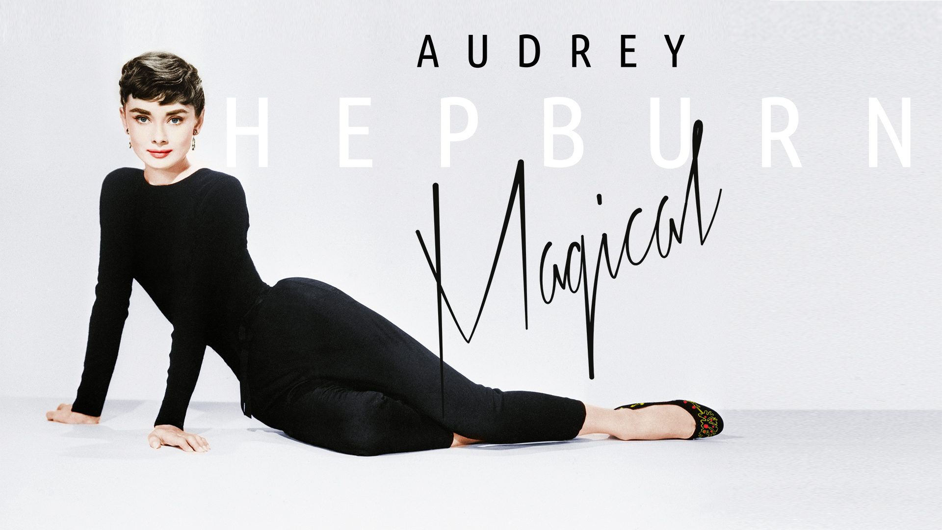 Audrey Hepburn Magical