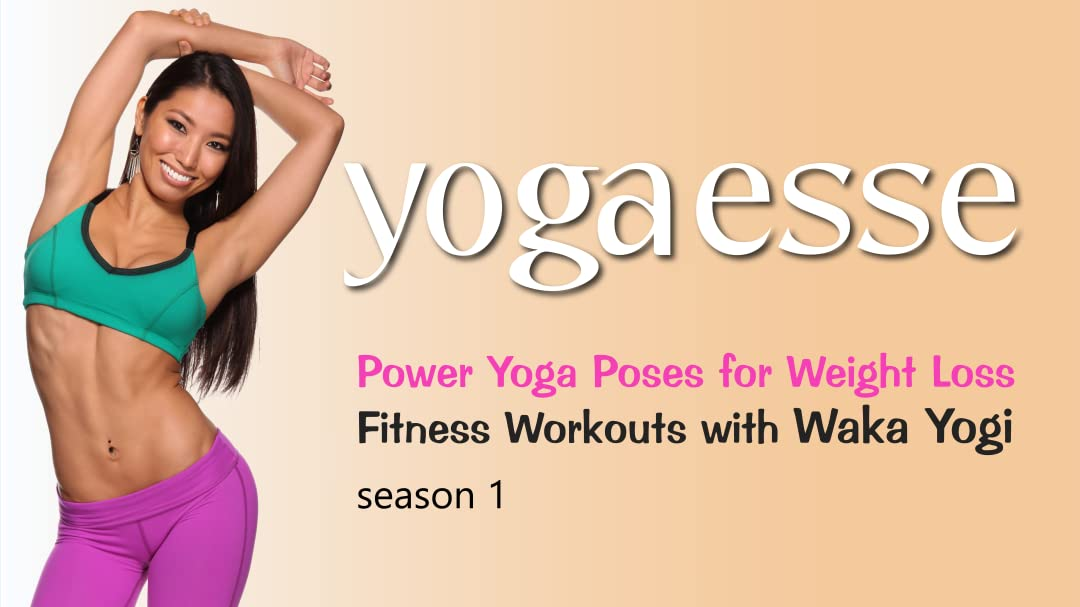 Amazon.com: Yogaesse: Power Yoga Poses for Weight Loss ...