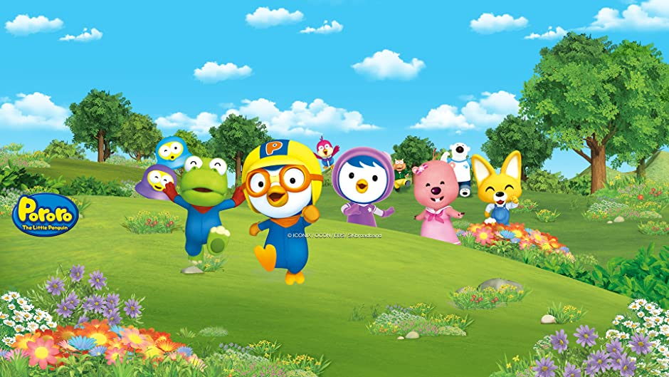 Amazon pororo the little penguin pororo the little penguin altavistaventures Image collections