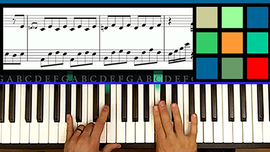 Beethoven für elise piano tutorial part 1 | music video.