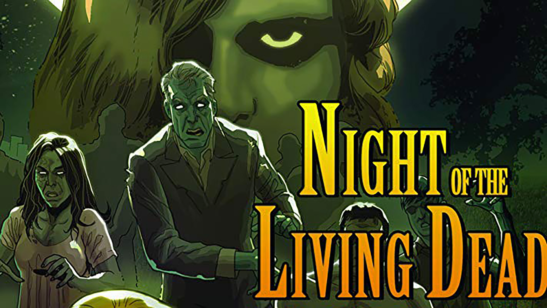 Watch Night Of The Living Dead In Color Prime Video