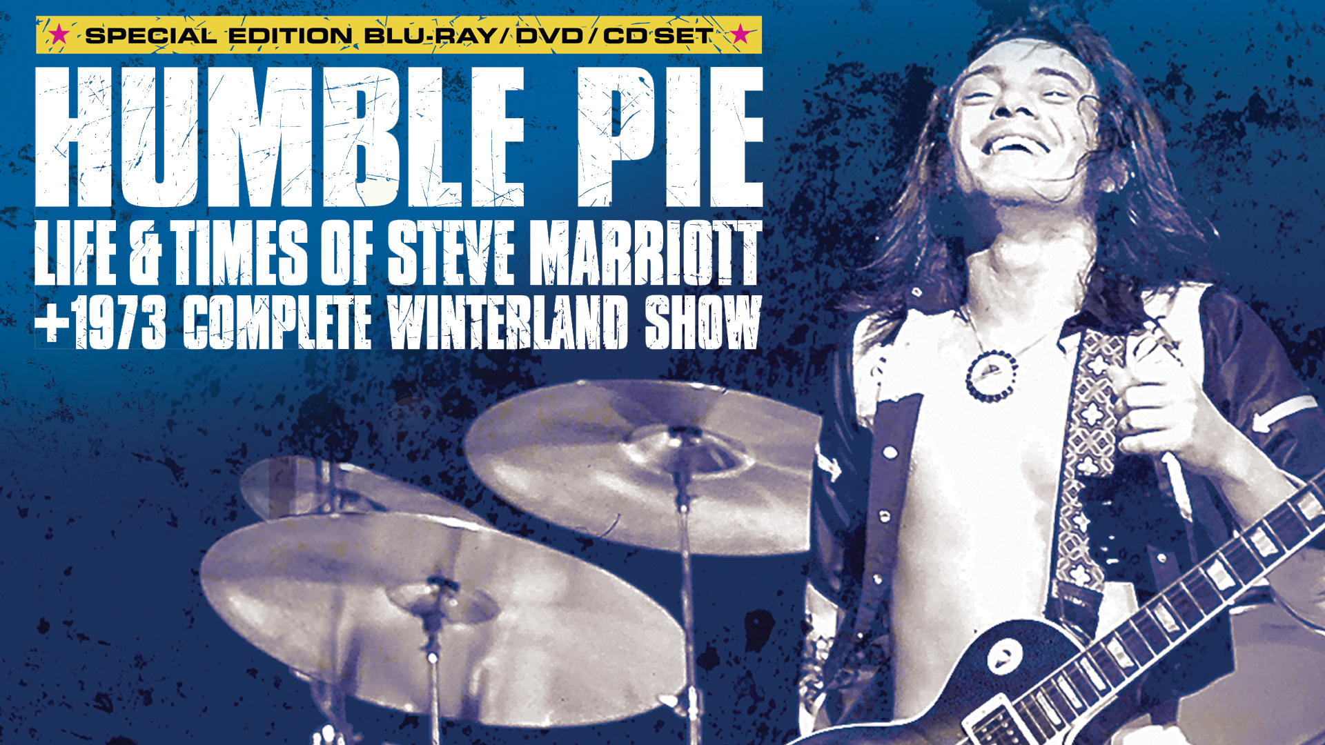 Steve Marriott - Humble Pie: Life And Times Of Steve Marriott