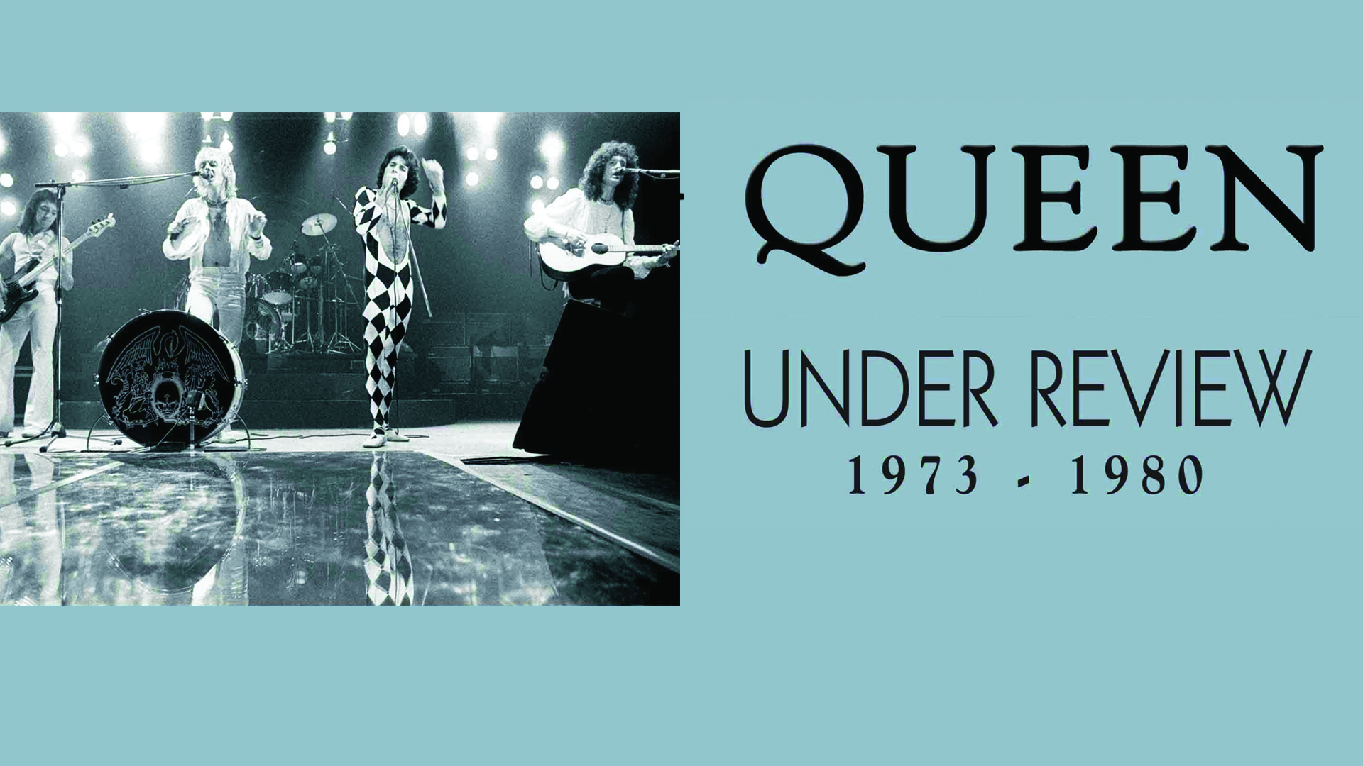 Queen - Under Review 1973-1980