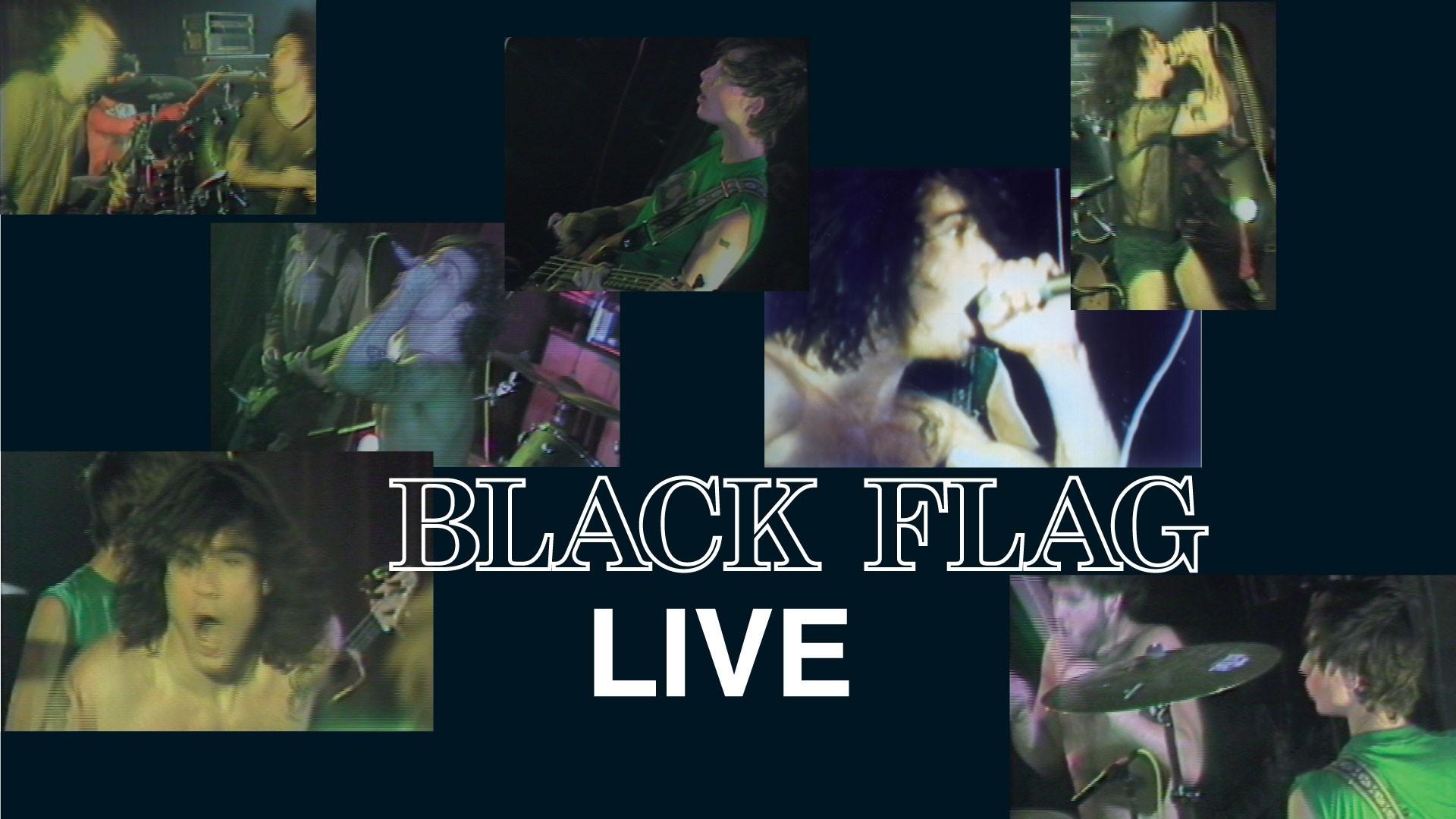 Black Flag - Live