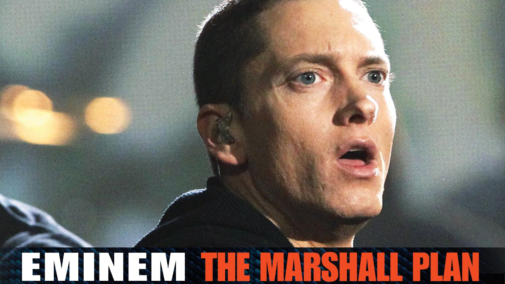Eminem - The Marshall Plan