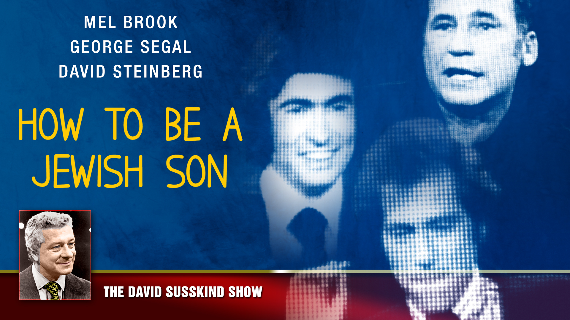 How To Be A Jewish Son
