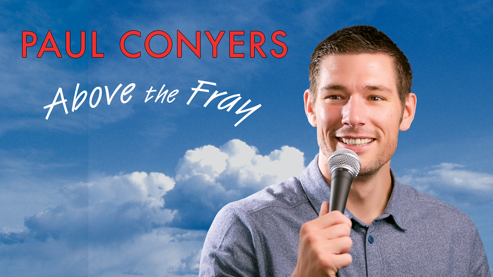 Paul Conyers - Above The Fray